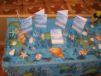 Морська книжка у морському антуражі