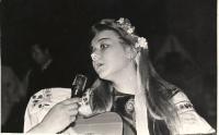 1991 рік - на презентації Мальв