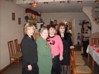 2008 рiк - на маминому ювілеї. (Запоріжжя.)