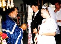 Сьогодні день обітниці перед Богом Марини та Юрія Ноги