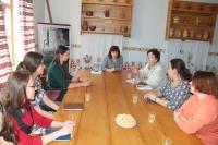 Ім'я Марини Брацило носитиме літературна студія  при Запорізькому національному університеті