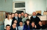 В Запорізькій «Школі джур»  згадували  Марину Брацило…